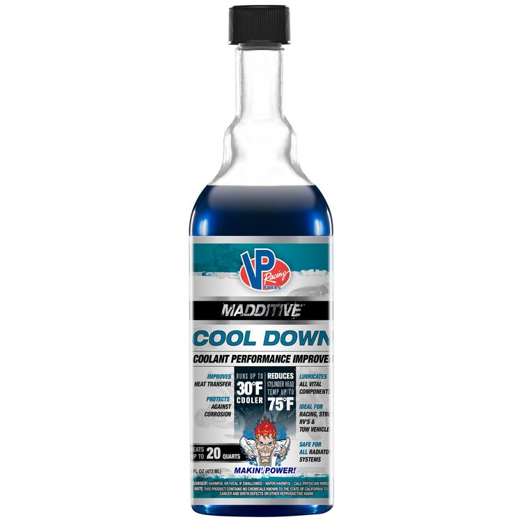 VP Racing Cool Down Coolant Additive
