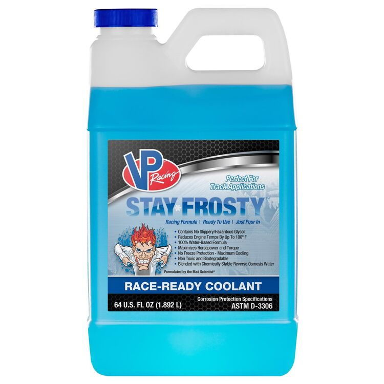 VP Racing Stay Frosty Non-Glycol Racing Coolant