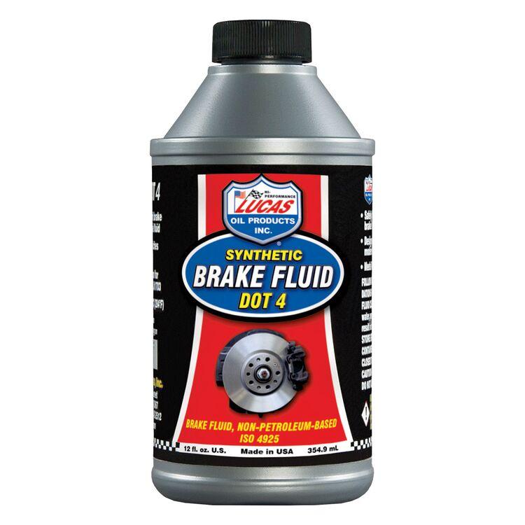 Lucas Synthetic DOT 4 Brake Fluid
