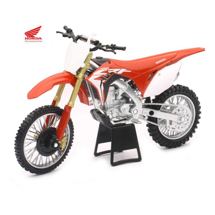 New Ray Toys Honda CRF450R 1:12 Model