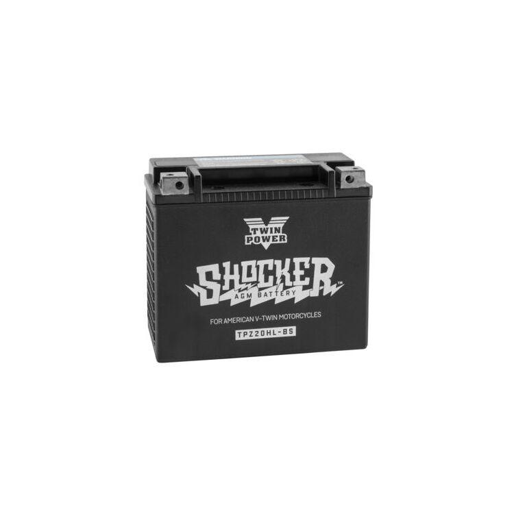 Twin Power Shocker Battery For Harley Softail / Dyna / V-Rod / Sportster 1991-2021