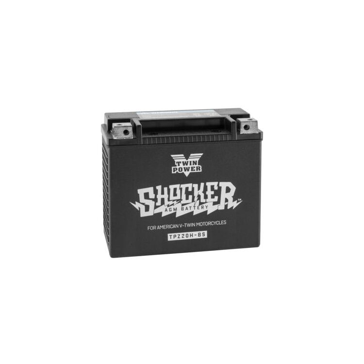 Twin Power Shocker Battery For Harley Softail / FXR / FXE / XL 1974-1996