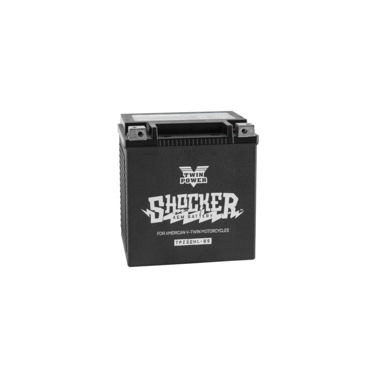 Twin Power Shocker Battery For Harley Touring 1997-2021