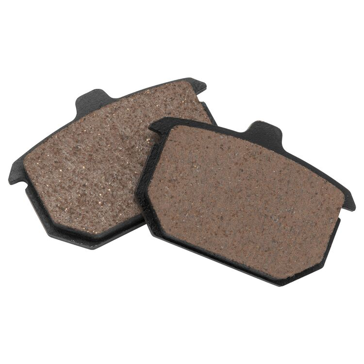 Twin Power Organic Rear Brake Pads For Harley Softail / FX 1983-1986