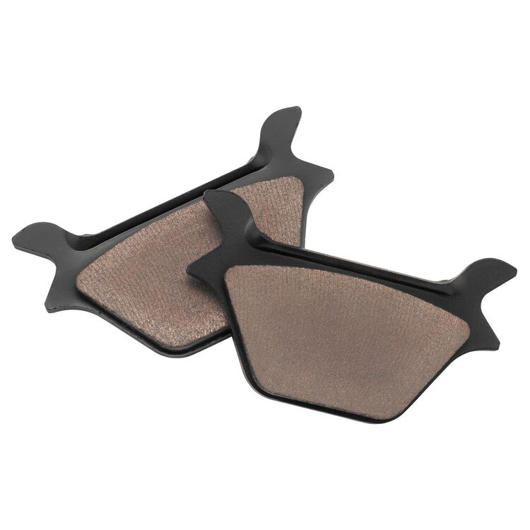 Twin Power X-Stop Sintered Rear Brake Pads For Harley Softail 1987-1999