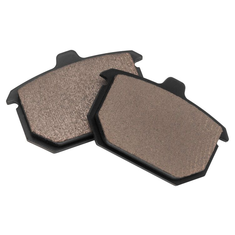 Twin Power X-Stop Sintered Rear Brake Pads For Harley Softail / FX 1983-1986