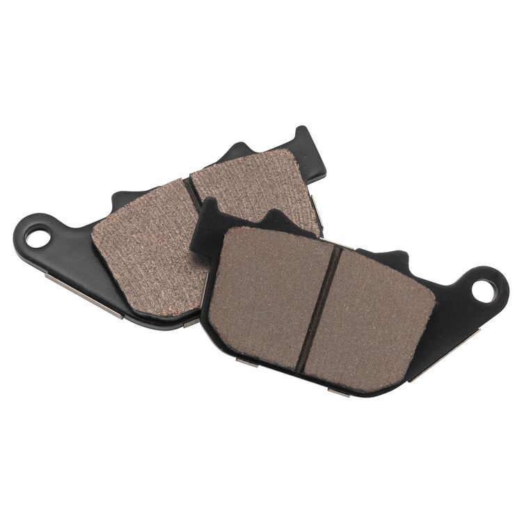 Twin Power X-Stop Sintered Rear Brake Pads For Harley Sportster 2004-2013