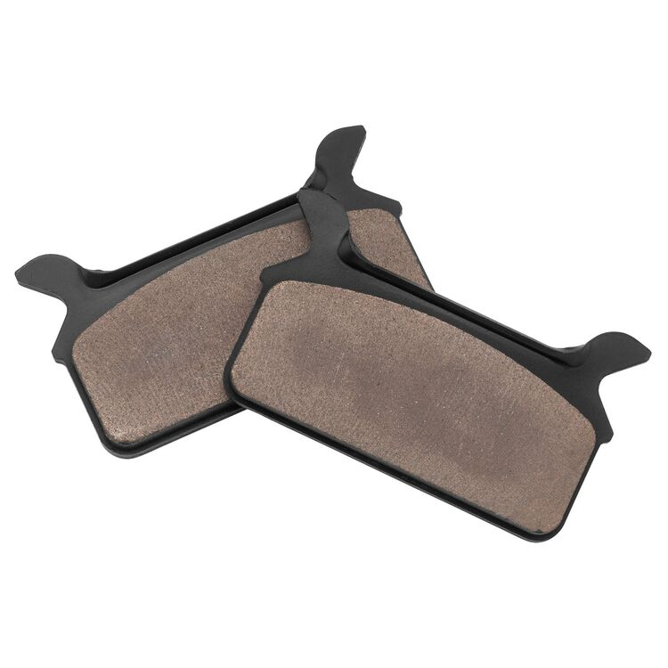 Twin Power X-Stop Sintered Rear Brake Pads For Harley Touring 1986-1999