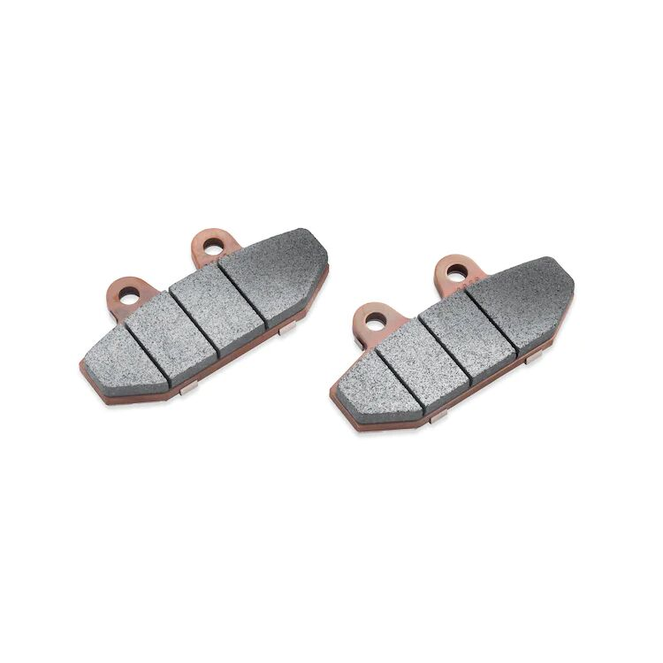 Twin Power X-Stop Sintered Rear Brake Pads For Harley Softail 2018-2021