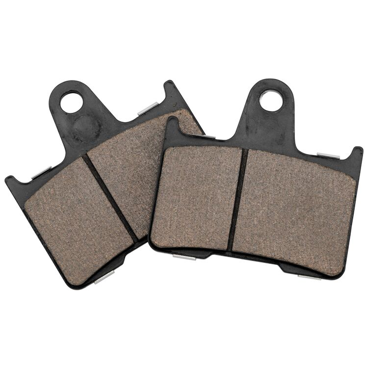 Twin Power X-Stop Sintered Rear Brake Pads For Harley Sportster 2014-2021