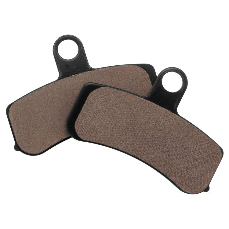 Twin Power X-Stop Sintered Front Brake Pads For Harley Softail / Dyna 2008-2017