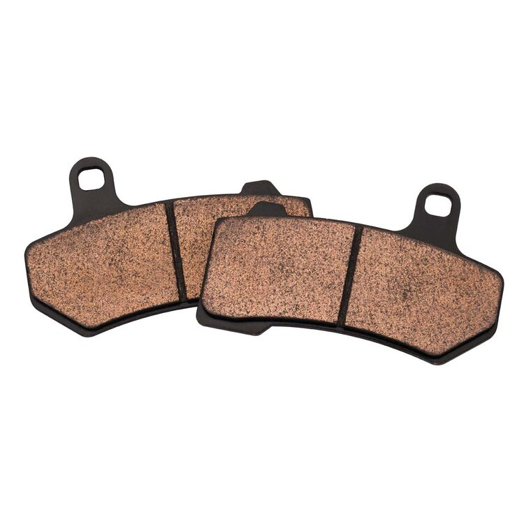 Twin Power X-Stop Sintered Front / Rear Brake Pads For Harley