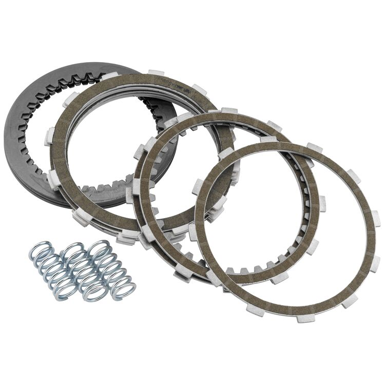 Twin Power Clutch Kit For Harley Touring / Softail With Slip Assist 2013-2017