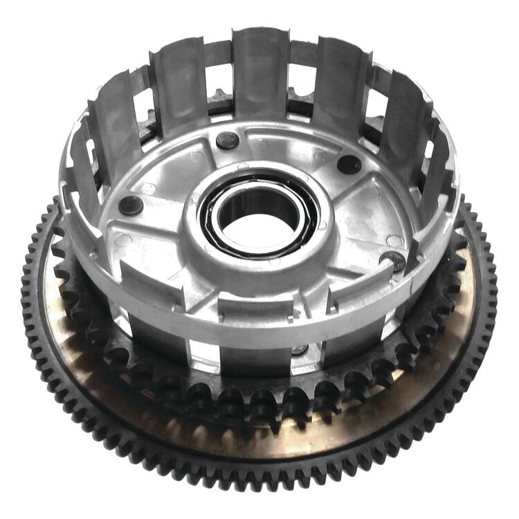 Twin Power Clutch Shell For Harley
