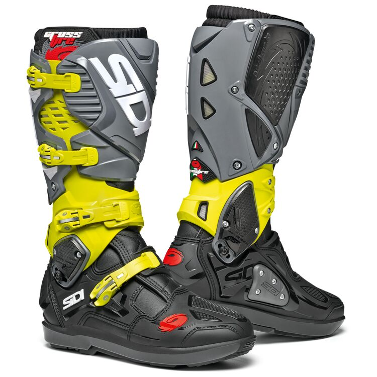 Black/Flo Yellow/Grey