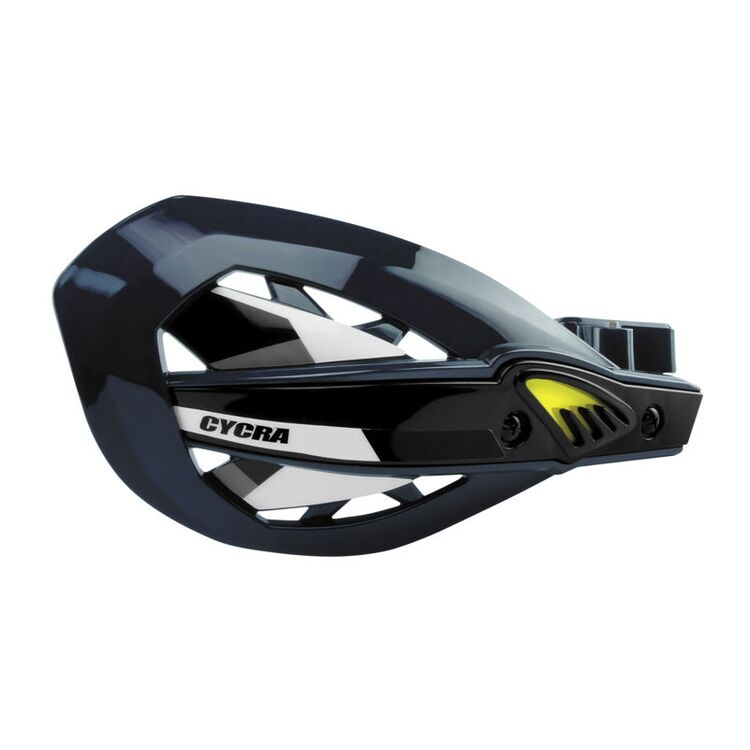 Cycra Eclipse Perch Mount Handshield Kit Yamaha YZ250F / YZ450F 2014-2020