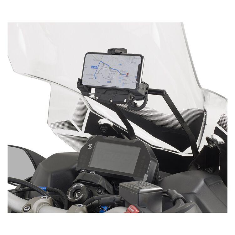 Givi FB2143 Smartphone / GPS Mounting Bar Kit Yamaha Niken 2019-2020