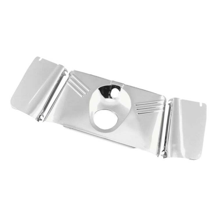 Biker's Choice 3 Piece Fork Cover Kit For Harley Softail