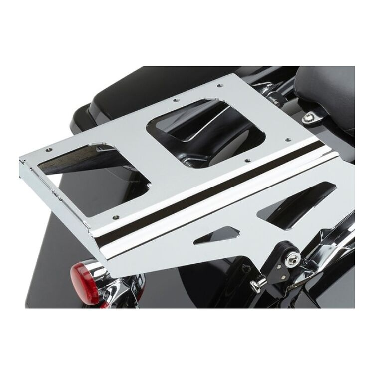 Cobra Tour Pack Mount For Harley Touring 2009-2013
