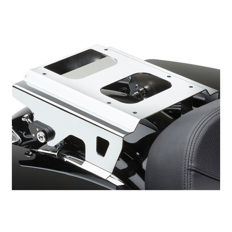 Cobra Solo Tour Pack Mount For Harley Touring 2009-2013