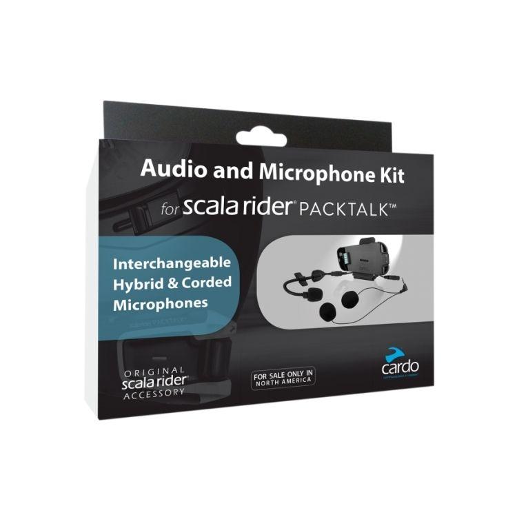 Cardo PackTalk / SmartPack Audio Kit