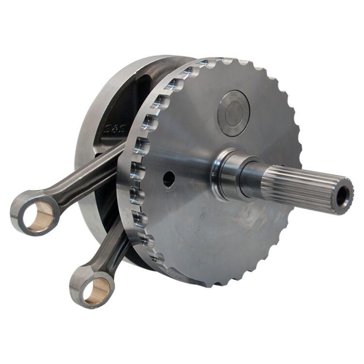 """S&S 4-3/8"""" Stroke Flywheel For Harley Twin Cam"""
