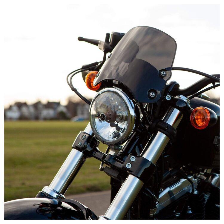Dart Flyscreens Piranha Flyscreen For Harley Sportster Forty-Eight 2012-2015