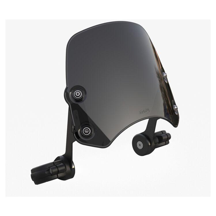 Dart Flyscreens Piranha Flyscreen For Harley Softail FXS Blackline 2011-2013