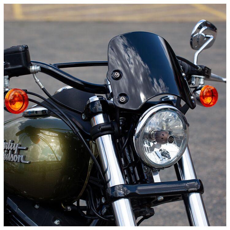 Dart Flyscreens Piranha Flyscreen For Harley Dyna Street Bob 2006-2017