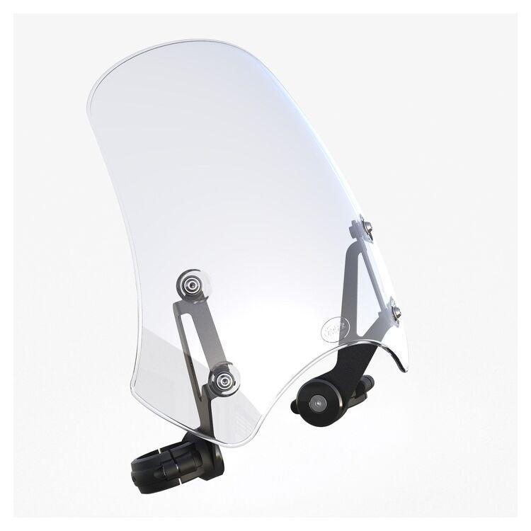 Dart Flyscreens Marlin Flyscreen For Harley Dyna Super Glide 2006-2014