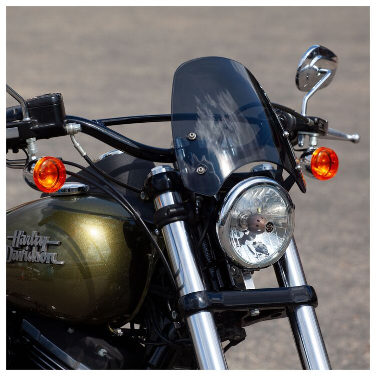 Dart Flyscreens Classic Flyscreen For Harley Softail Blackline 2011-2013