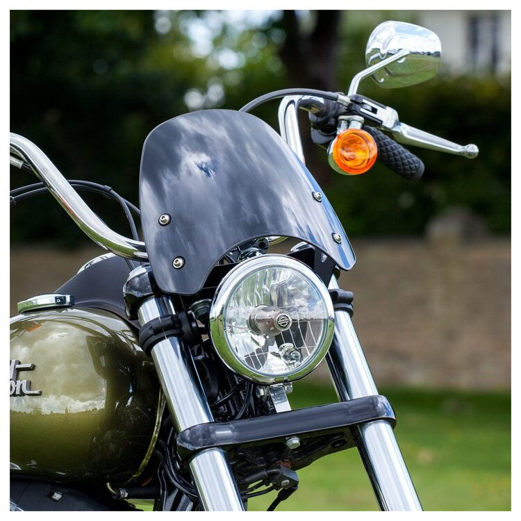 Dart Flyscreens Classic Flyscreen For Harley Dyna Low Rider 1996-2005