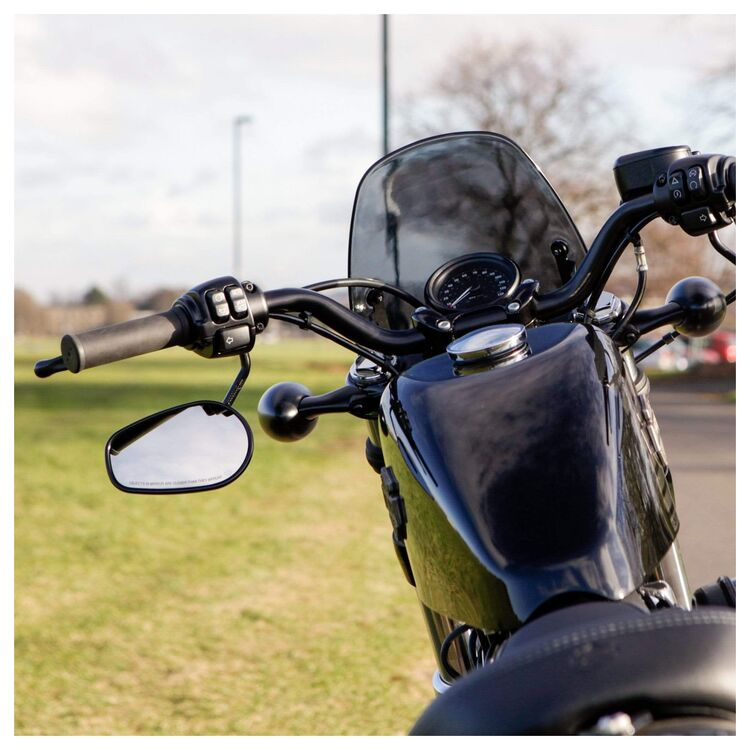 Dart Flyscreens Classic Flyscreen For Harley Sportster Forty-Eight 2012-2015