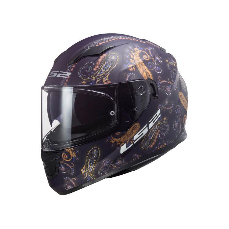 LS2 Stream Paisley Helmet