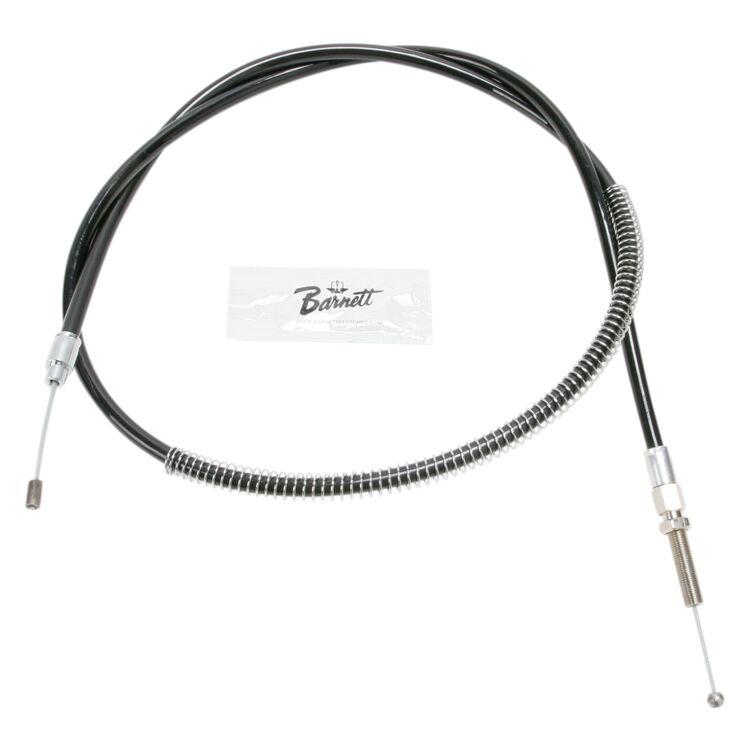 Barnett Black Vinyl Clutch Cable For Harley FLT 1980-1982
