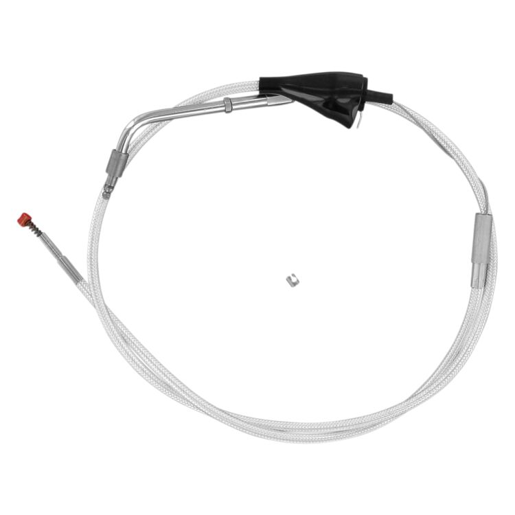 Barnett Platinum Idle Cable For Harley Touring With Cruise 2002-2006