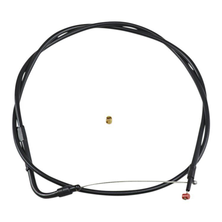 Barnett Stealth Series Throttle Cable For Harley FLHT / FLTR 1996-2001