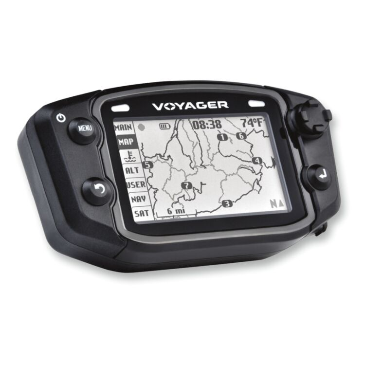 Trail Tech Voyager GPS Kit Yamaha / Honda / Kawasaki / Suzuki 125cc-250cc