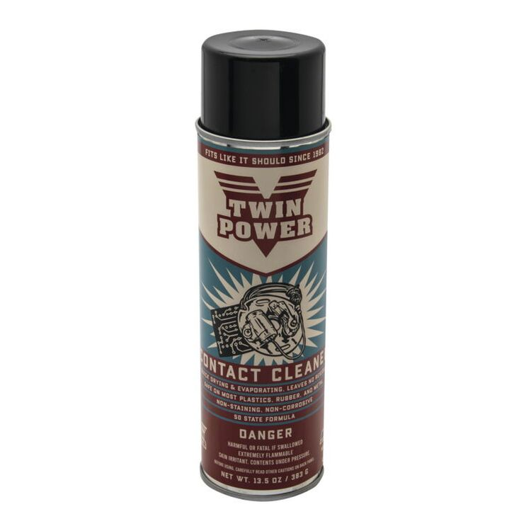 Twin Power Contact Cleaner