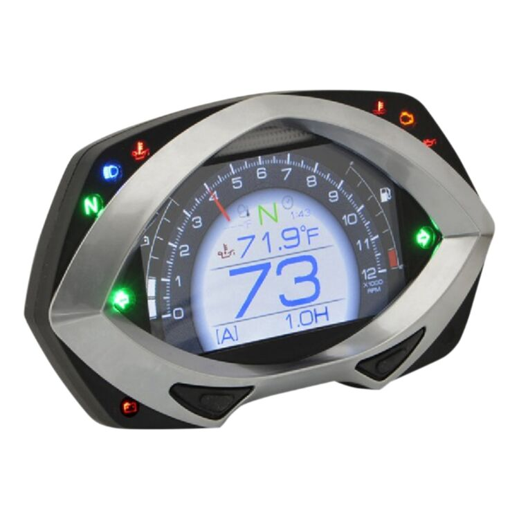 Koso RXF Multi-Function Speedometer