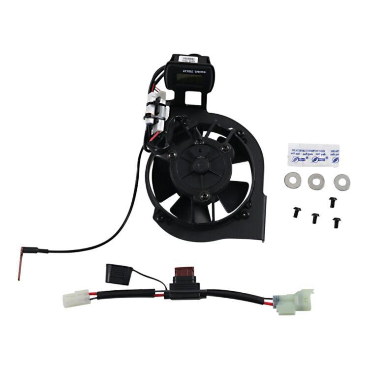 Trail Tech Radiator Fan Kit Honda CRF450R / CRF450RX 2017-2020