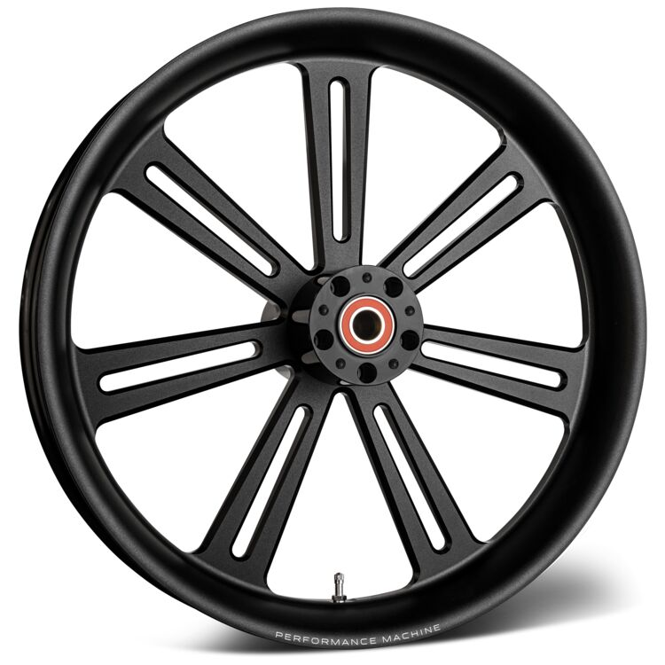 """Performance Machine 21"""" X 3.5"""" Sierra Front Wheel For Harley Touring 2008-2021"""