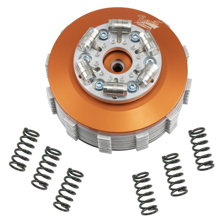 Barnett Scorpion Low Profile Lockup Clutch For Harley Touring With Hydraulic Clutch