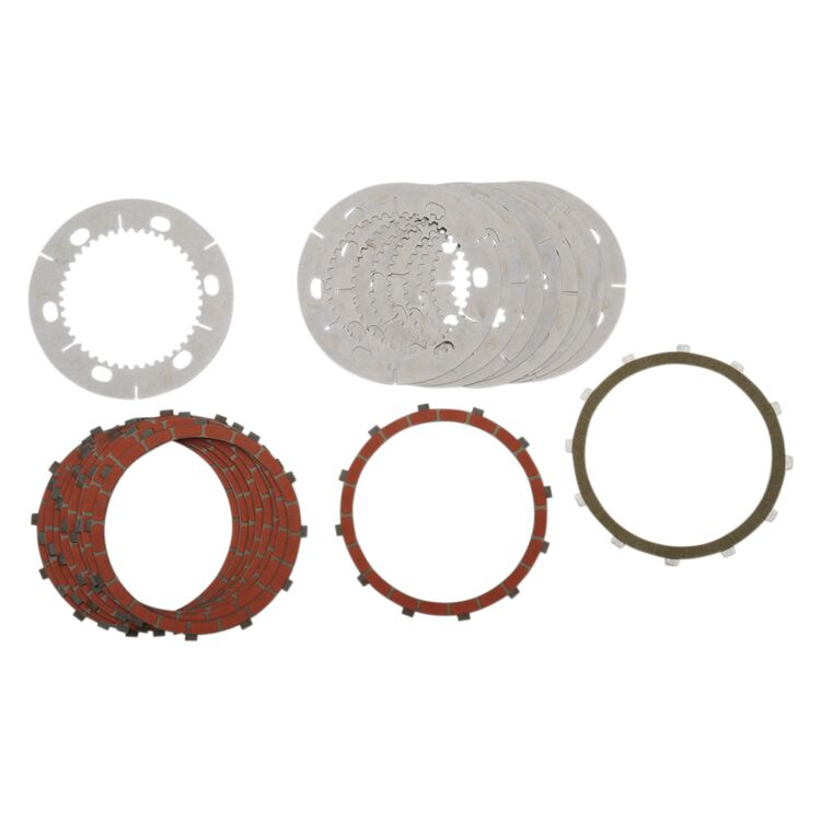 Barnett Scorpion Clutch Replacement Plates For Harley Sportster 1971-1984