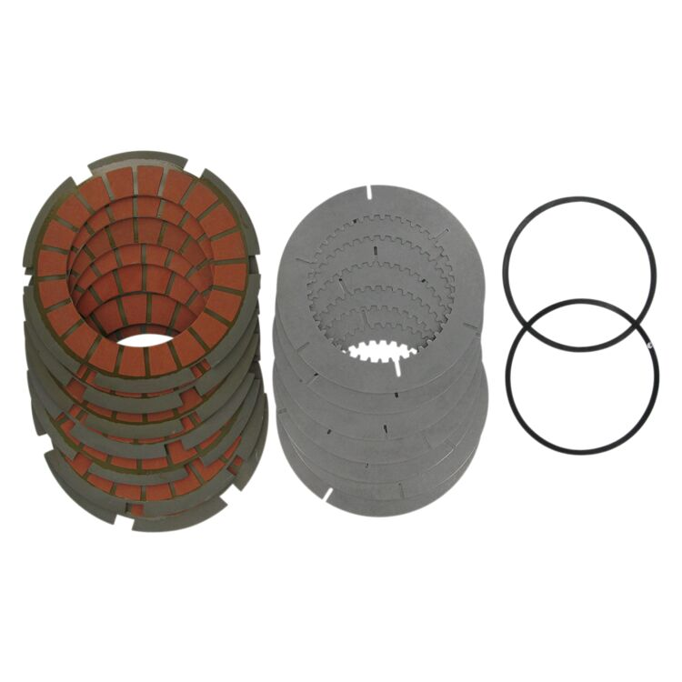 Barnett Scorpion Clutch Replacement Plates For Harley Big Twin 1941-1984