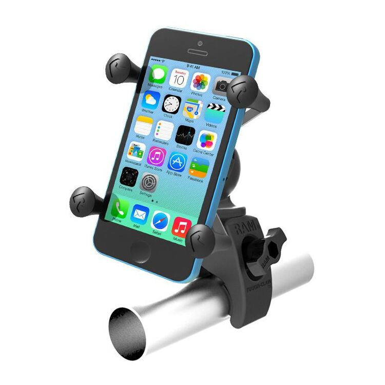 RAM Mounts Tough Claw X-Grip Mount Small [Previously Installed]