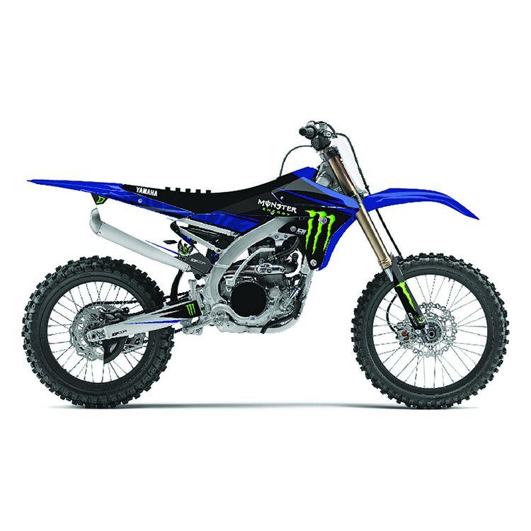 D'COR Visuals Monster Energy Graphics Kit Yamaha YZ125 / YZ250 2007-2014