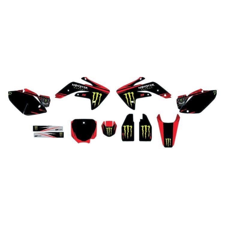 D'COR Visuals Monster Energy Graphics Kit Honda CRF150R / CRF150RB Expert 2007-2022