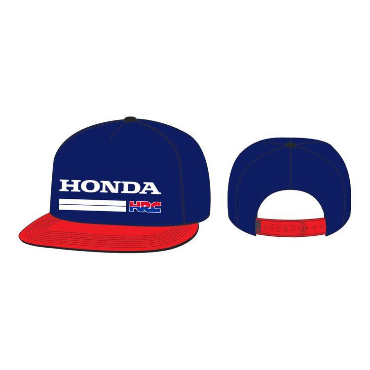 D'COR Visuals Honda HRC Snapback Hat