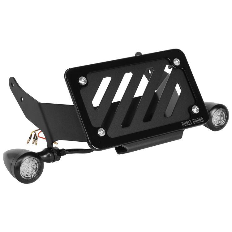 Burly Brand LED Turn Signal & License Plate Kit Honda Rebel 1100 2021